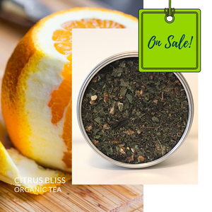 Citrus Bliss Organic Tea