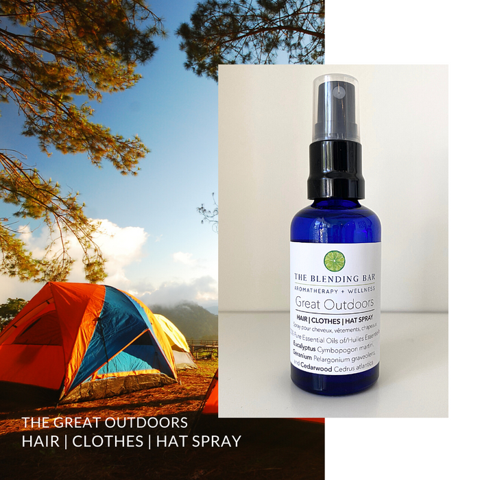Great Outdoors Spray