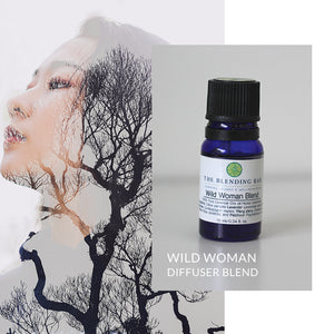 Wild Woman Diffuser Blend 10ml