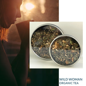 Wild Woman Reme-Tea | Organic Herbal Tea