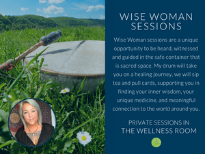 Wise Woman Session with Faith Summers