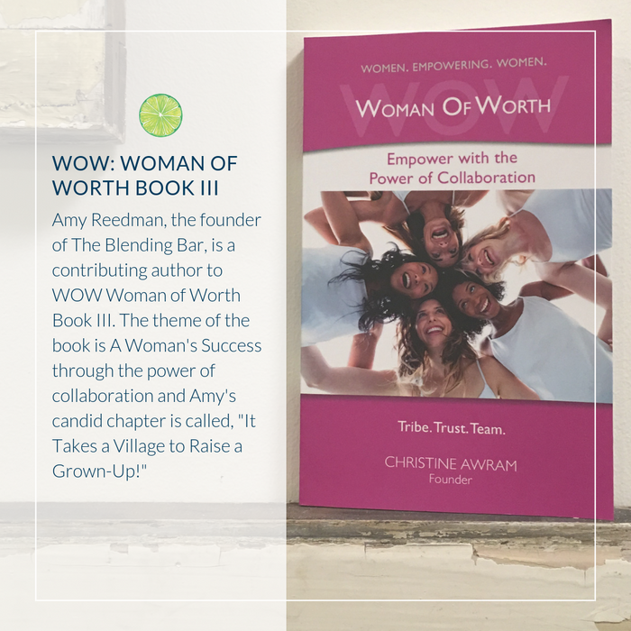 WOW: Woman of Worth Book III
