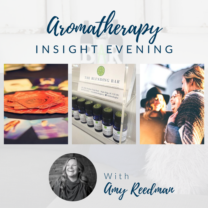 Aromatherapy Insight Evening
