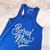 Bored Now Racerback Vest