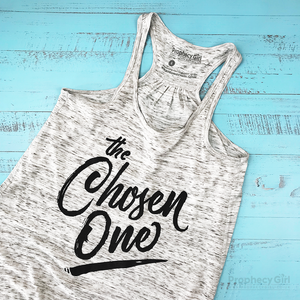 Chosen One Racerback Vest