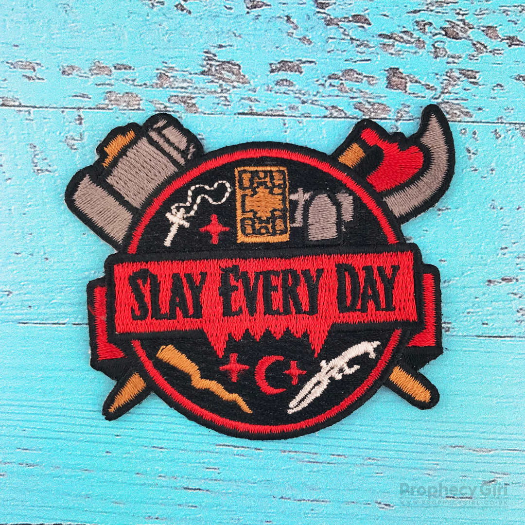 Slay Every Day Patch