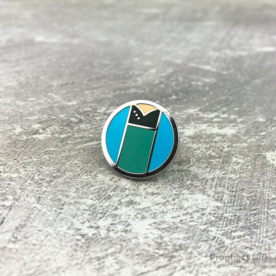 Dancing Doc Pin Badge