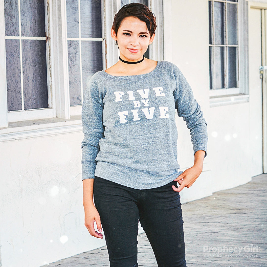 Five By Five Sweatshirt
