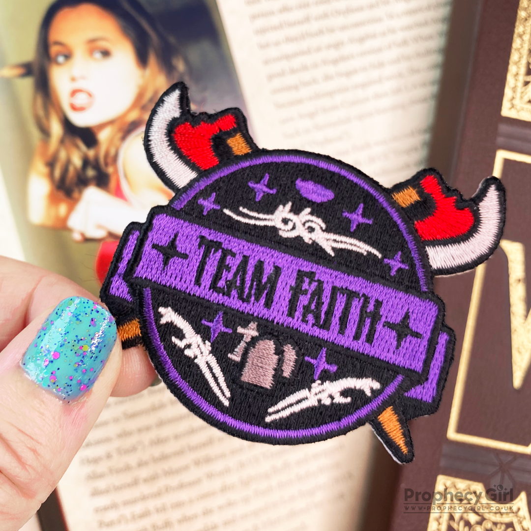 Team Faith Patch