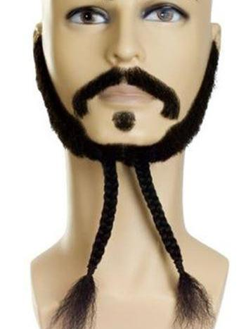 ae1cd02b87c Pirate Beard Set (Human Hair) – CMCWigs