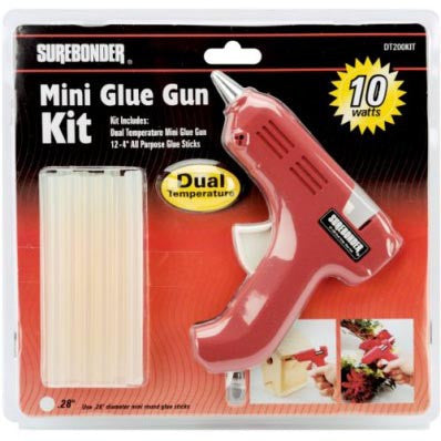 Dual Temp Hot Glue Gun -  Tools - Maker Ready
