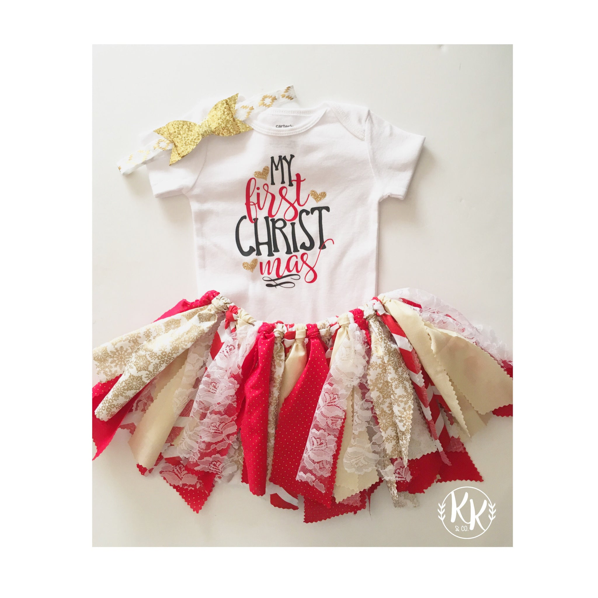 533ef5d8a Girls First Christmas Outfit, My First Christmas, Christmas Tutu, Christmas  Outfit Girl, ...