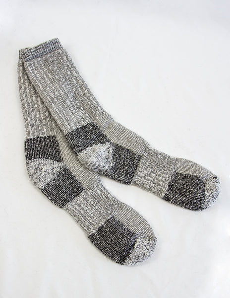 Extra Heavy Alpaca Outdoor Sock