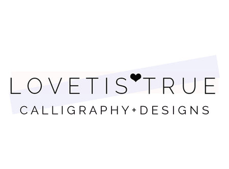 LoveTis'True Calligraphy & Designs