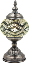 Load image into Gallery viewer, Handmade Mosaic Glass Table Lamp - Multicolor 5