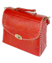 Load image into Gallery viewer, Moroccan Genuine Leather Handbag - Multiple colors