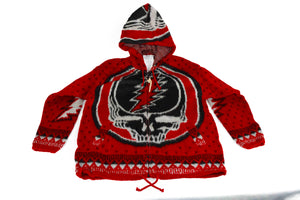 Grateful Dead Alpaca Jacket (Officially licensed)