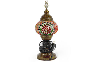 Turkish Mosaic Table Lamp - Multiple Patterns