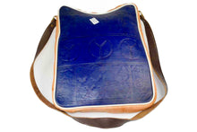 Load image into Gallery viewer, Moroccan Genuine Leather Square Flat Bag - Multiple colors