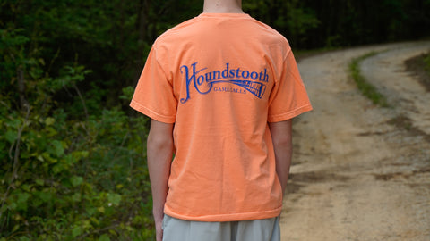 Houndstooth Melon - Comfort Colors T-Shirt