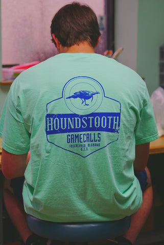 Houndstooth Island Reef - Comfort Colors T-Shirt