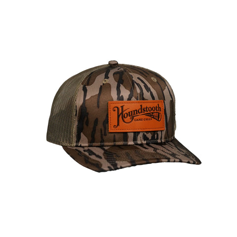 Richardson 112 Bottomland Leather Patch Hat