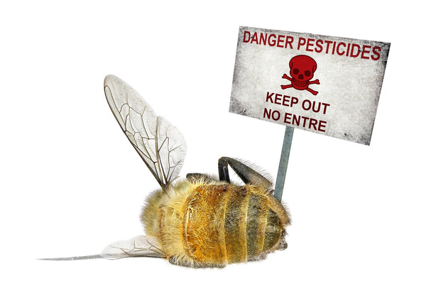 Amazon listings and pesticide claims