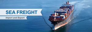 How Sea freight Shipping works from Bangladesh?