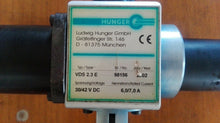 VDS 2.3E/2.5E Valve Seat Refacing Machine - Ludwig Hunger