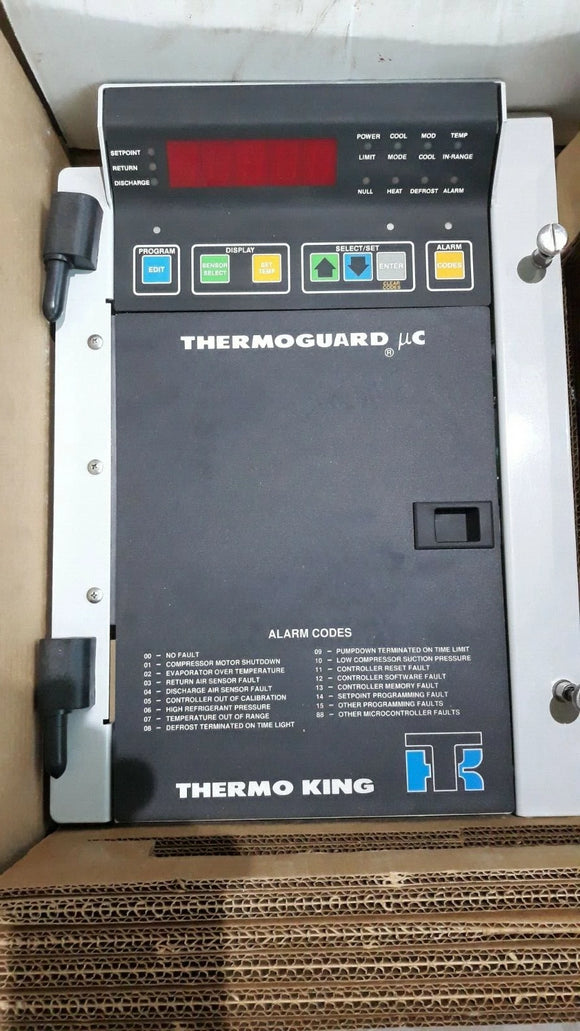 THERMO KING THERMOGUARD uC