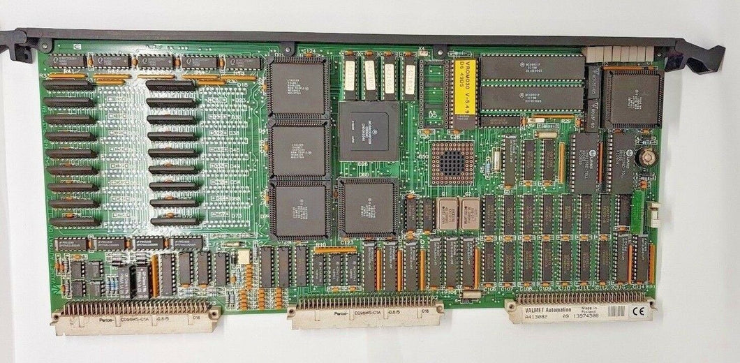 VALMET METSO AUTOMATION A413082 CPU BOARD