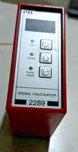 SIGNAL CALCULATOR 2289A, PR ELECTRONICS
