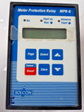 SOLCON MOTOR PROTACTION RELAY MPR-6