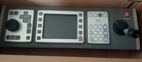 KONGSBERG C JOY operator Terminal,Part. No: 603201 ,REV: A, Keyboard encoder SW.VER.2