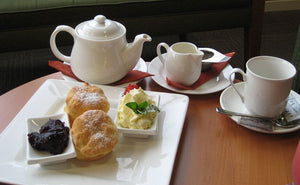 Afternoon Tea, High Tea, Cream Tea... What's the Difference?