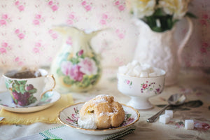 Tea Party Ideas and Recipe Roundup