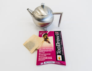 100 Tea Brew Biodegradable Tea Filters-Tearrific