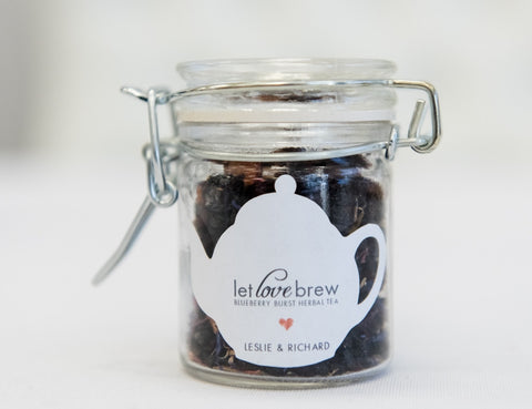 Let Love Brew Wedding Favour-Tearrific