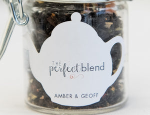 The Perfect Blend Tea Favour-Tearrific