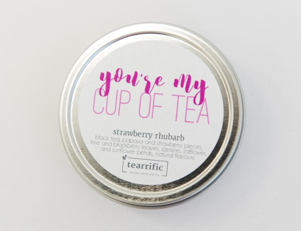You're My Cup of Tea Tin-Tearrific