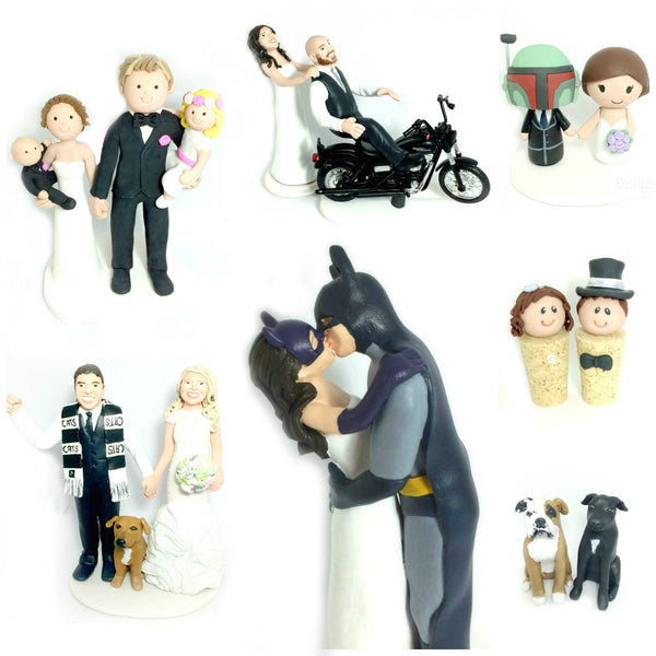 Sculpt-U Custom Cake Toppers