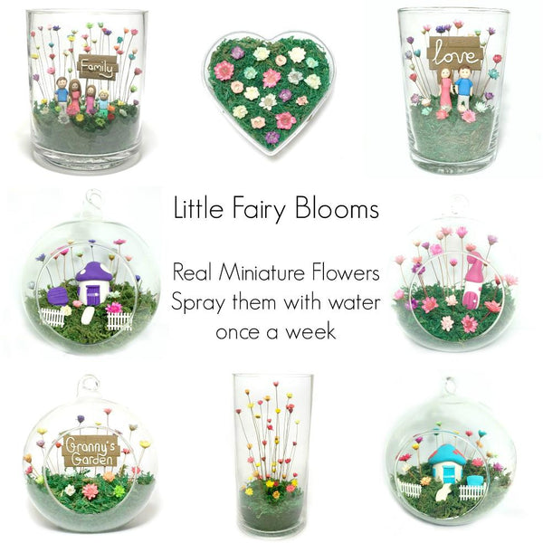 Little Fairy Blooms
