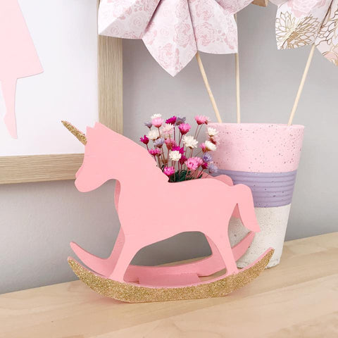 Rocking Unicorn/Horse Bloom Set