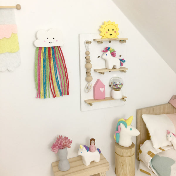 Miniature Pony Decor
