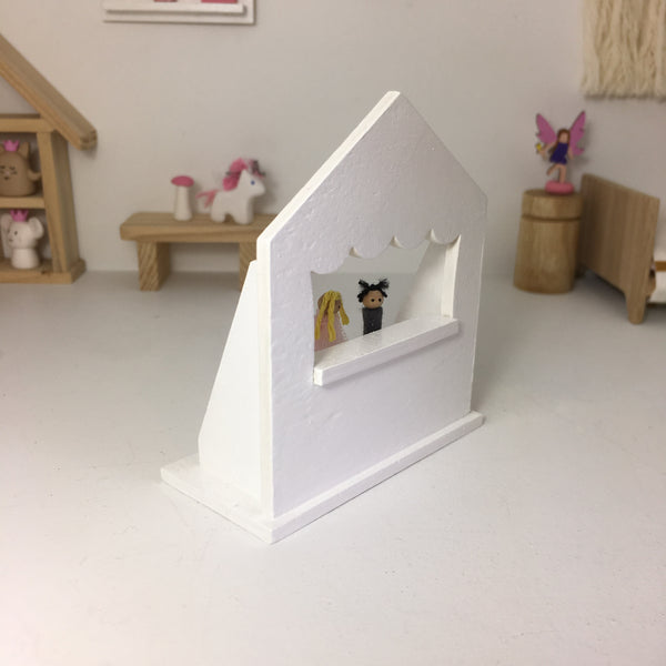 Dollhouse Puppet Theatre