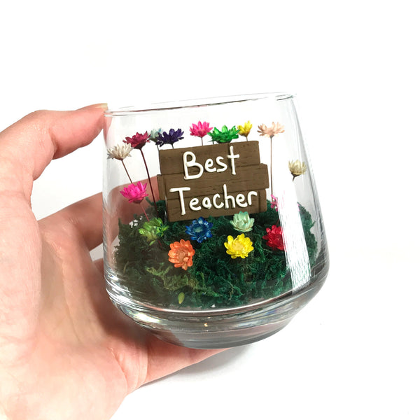Popular Teachers Gifts - Cup with Sign