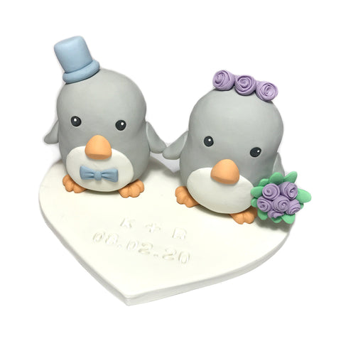 Custom Animal Cake Topper -small