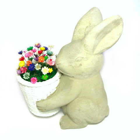 Concrete Bunny Blooms - 2 styles