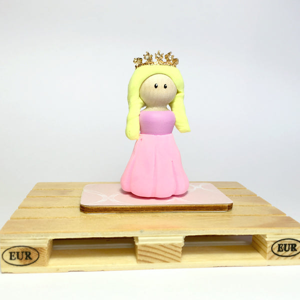Kids Character Peg Doll Topper