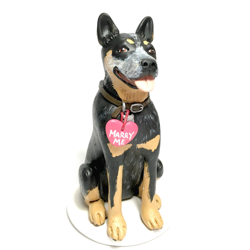 Realistic Pet Cake Topper